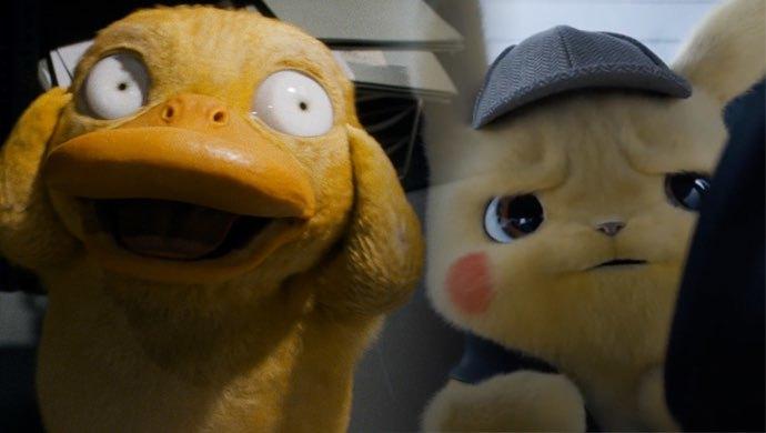 Resultado de imagem para Pokémon: Detetive Pikachu