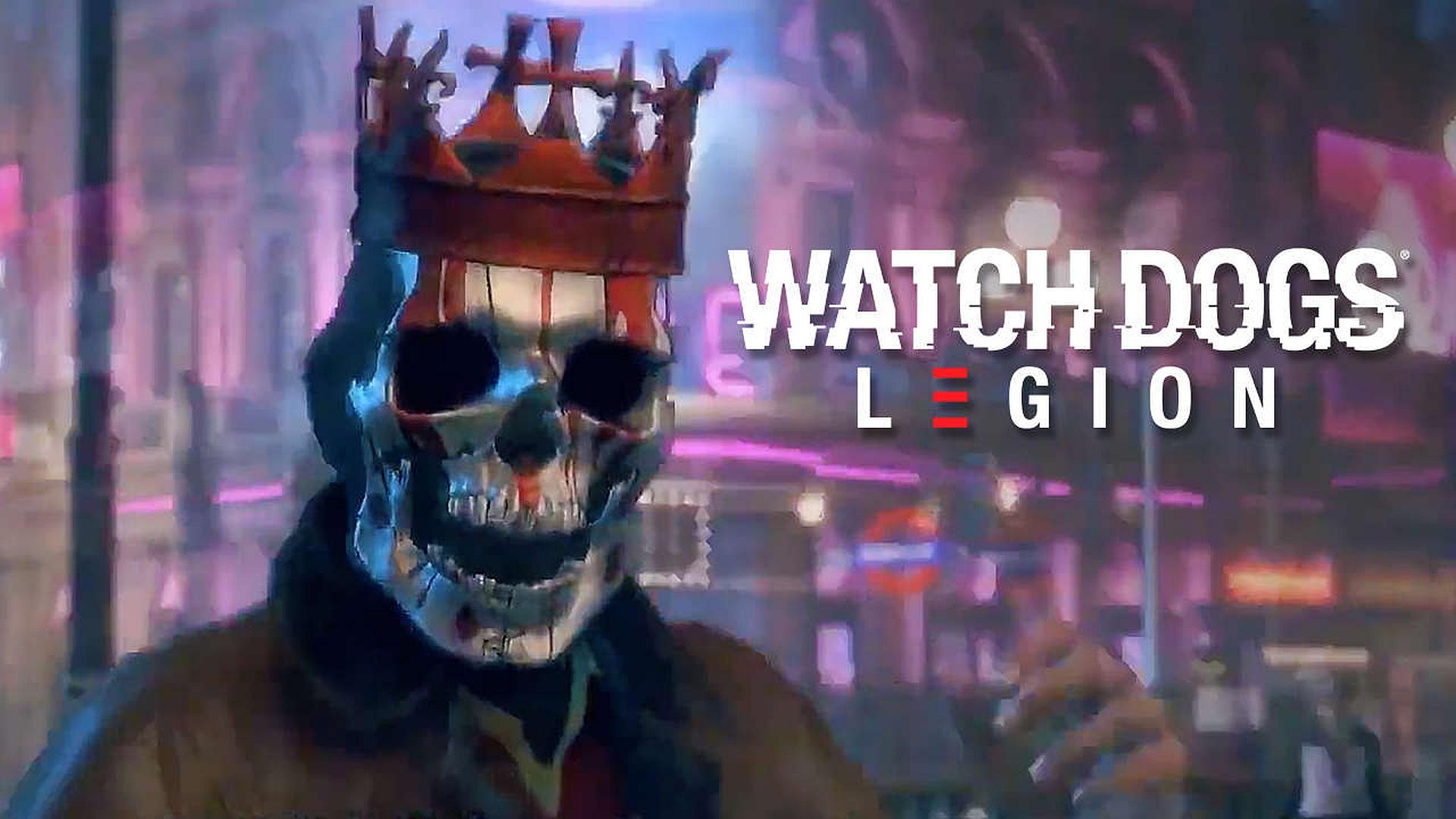 Watch Dogs: Legions