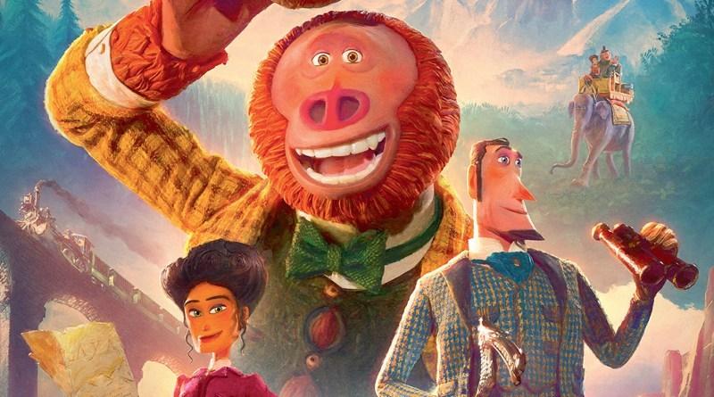 Link Perdido | Nova animação distribuída pela Disney ganha trailer e pôster; Confira!