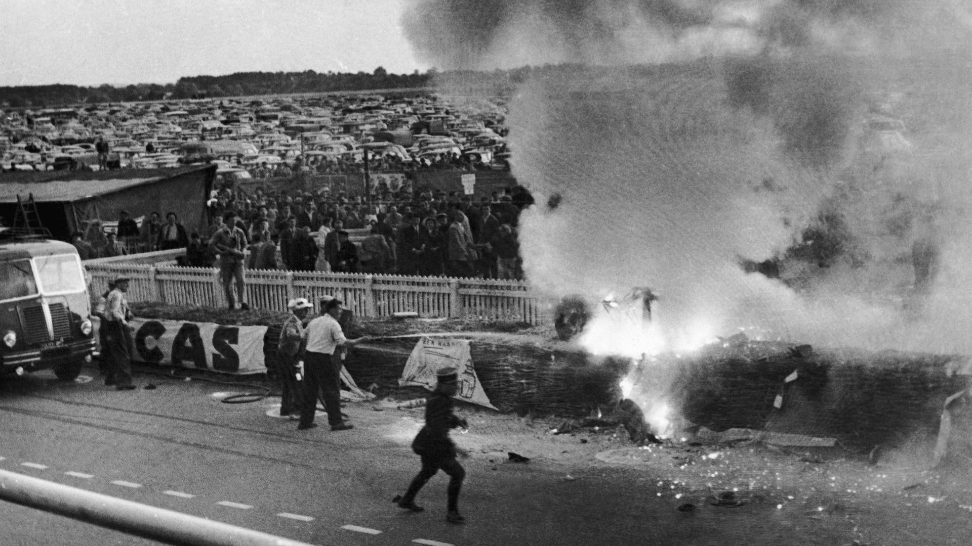 Le Mans 1955 Deadliest Crash