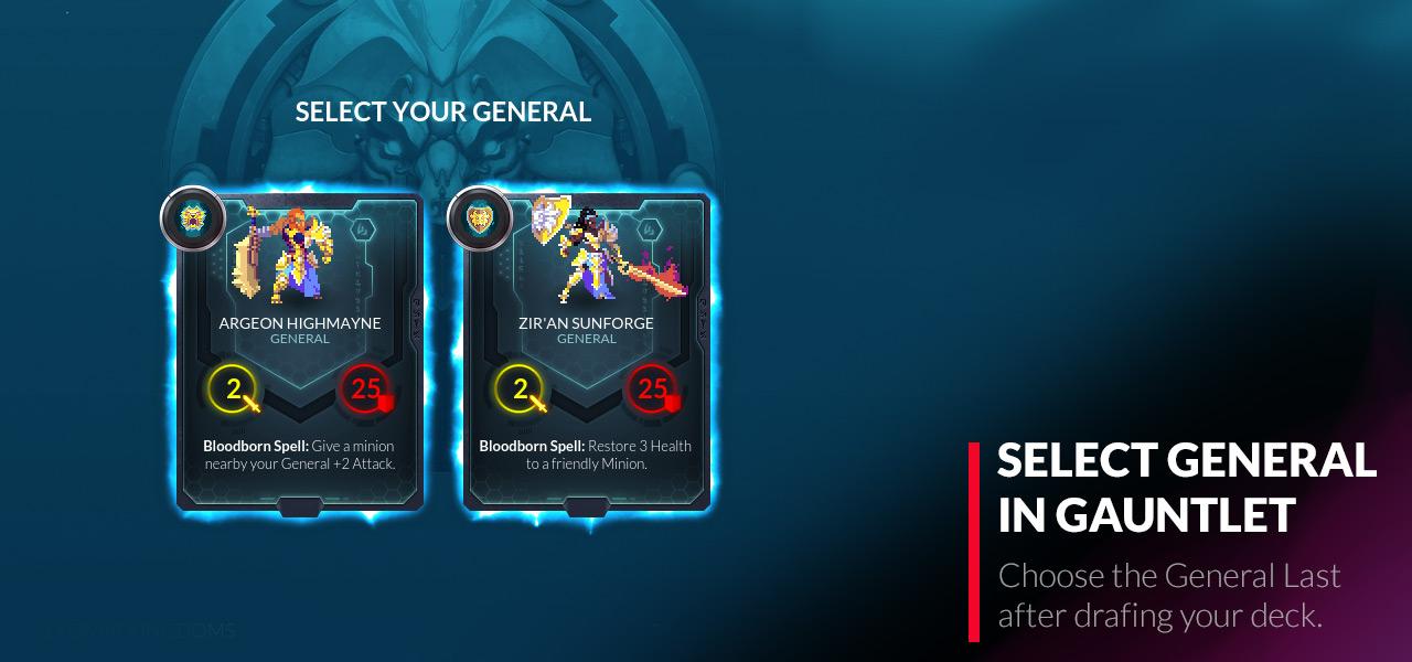 gauntlet-generals