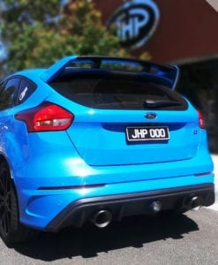 remus ford focus rs cat back exhaust