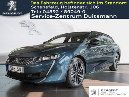 Peugeot 508 Sw Germany Used Search For Your Used Car On The Parking