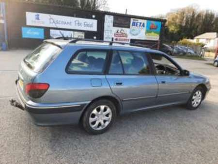 Peugeot 406 Blue Used Search For Your Used Car On The Parking