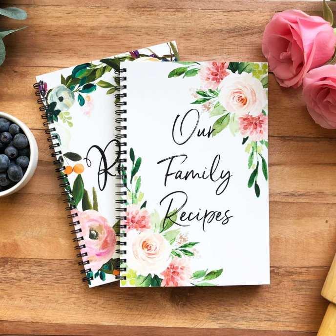 Kitchen Recipe Journals