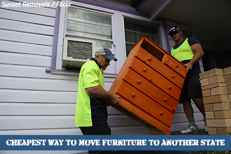 Cheapest Way To Move Furniture Across Country In 2019
