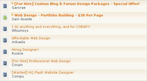 Talk Freelance Forum