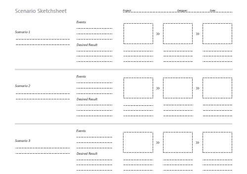 Free Printable Sketching Wireframing And Note Taking