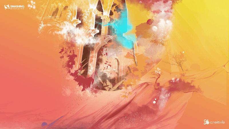 Autumn Gate