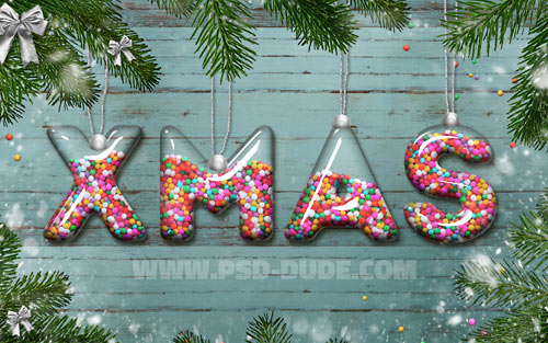60 Beautiful Christmas Photoshop Tutorials 20162017