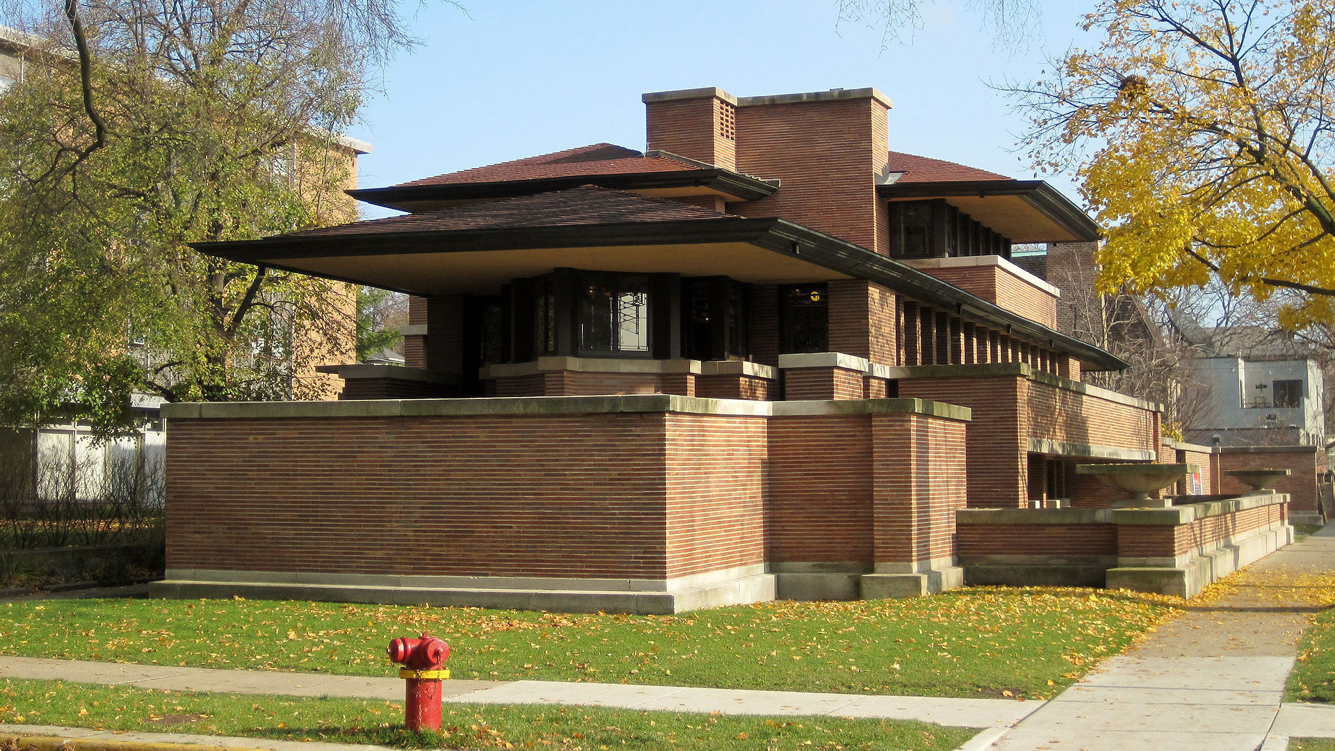 A Frank Lloyd Wright Approach To Digital Design