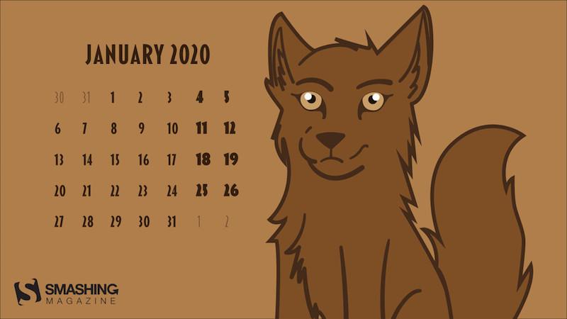 Wolfs month