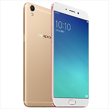 "OPPO R9 5.5""FHD Android LTE Smartphone, MT6755 Octa Core,RAM4GB+ROM64GB,16MP+13MP,2850mAh Battery"