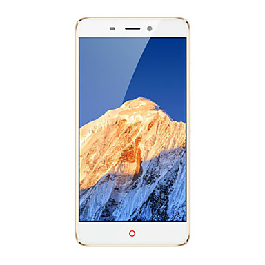 "Nubia N1 5.5 ""2.5D FHD 4G+ Metal Fingerprint Smartphone (Dual SIM ,VoLTE ,Helio P10 Octa Core ,13MP ,3GB+64GB ,5000mAh)"