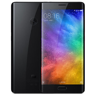 "Xiaomi Mi Note 2 6GB 128GB 5.7 "" MIUI 4G Unlocked Smartphone (Dual SIM Quad Core 22.56 MP 6GB + 128 GB Black Silver)"