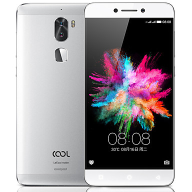 Letv Coolpad Cool 1 dual 5.5 Android M 4G Smartphone (Dual SIM Octa Core 13 MP 4GB 32 GB Gold Silver)