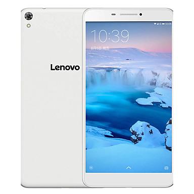 "Lenovo PB1-750P 6.98 "" Android 5.1 4G Smartphone (Dual SIM Quad Core 13 MP 2GB + 32 GB White)"