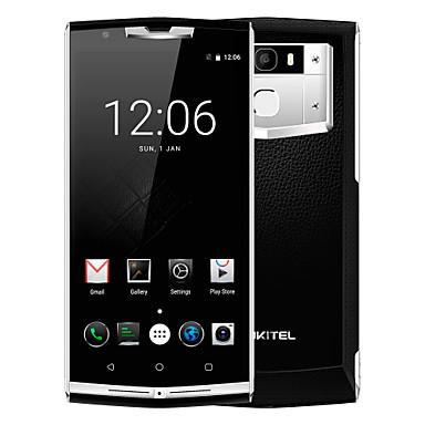 Oukitel K10000 Pro Groen Batterie 10000mA Handy 5.5 FHD Android 7.0 MTK6750T Octa-core 3G RAM 32 GB Fingerprint 4G Smartphone