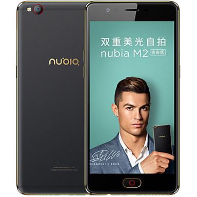 """NUBIA M2 Lite 5.5 inch """" 4G Smartphone ( 3GB + 64GB 13 mp MediaTek MT6750 3000 mAh mAh ) / 1280x720"""