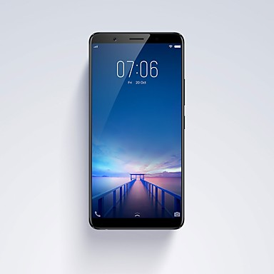 VIVO X20 PLUS 6.4 inch Cell Phone (4GB + 64GB 12 MP + 5 MP Octa Core 3905)