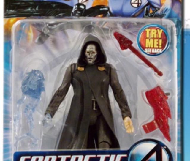 Figura Nueva Fantastic Four 4 Dr Doom Toy Biz Cuatro Fantasticos Muneco Juguetes Figuras
