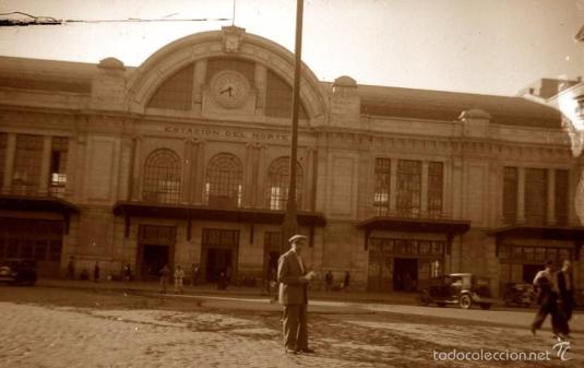 Antigua Estación del Norte de Madrid
