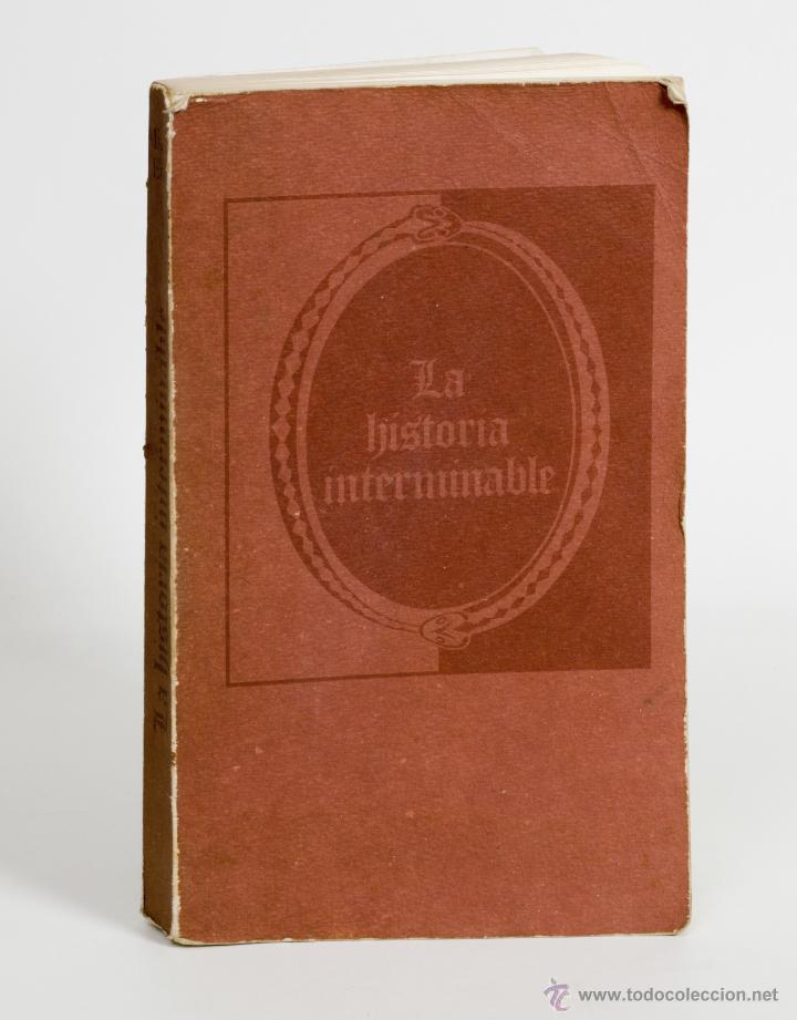 Resultat d'imatges de la historia interminable 1985 alfaguara