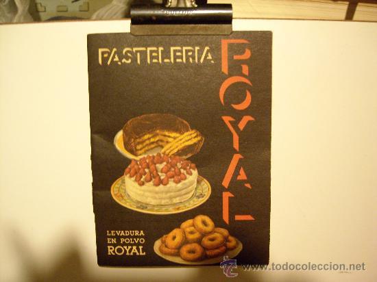 Resultado de imagen de pasteleria royal libro de parabere imagen