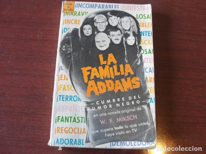 W F Miksch La Familia Addams Novaro 1967 Sold Through