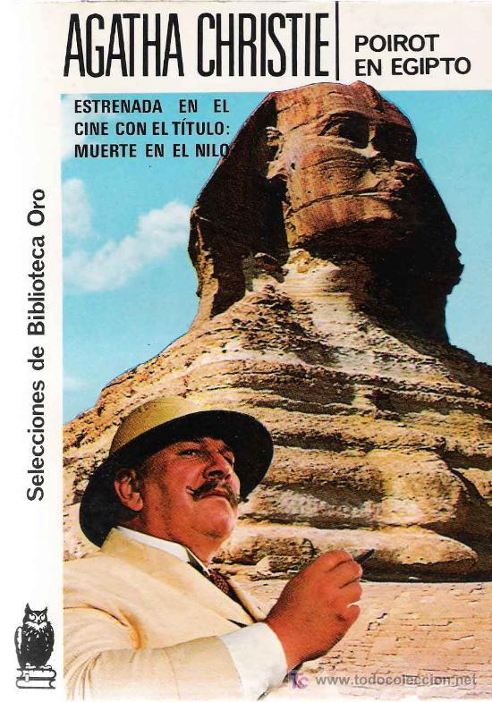 Resultado de imagen de poirot en egipto