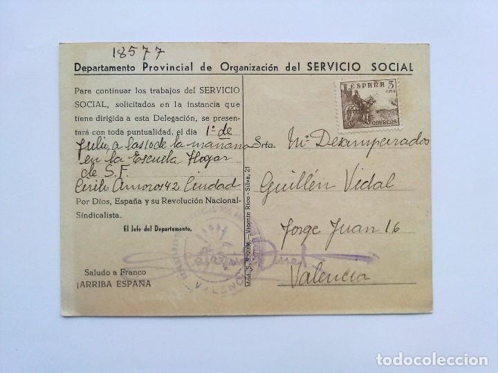 Resultado de imagen de departamento provincial del Servicio Social de la Mujer