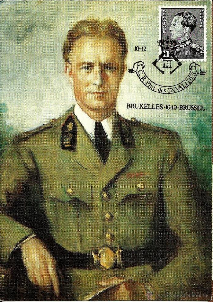 Resultado de imagen para Fotos del rey Leopoldo III