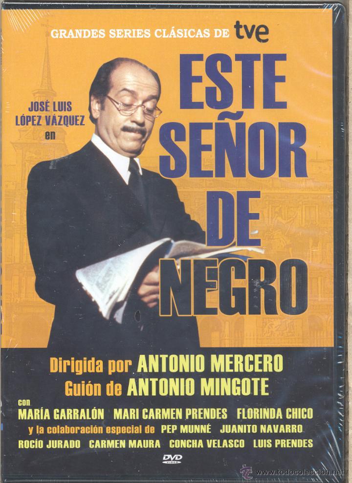Este Senor De Negro Serie Tv 345 Min Cerca Sold Through