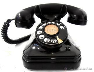 Resultat d'imatges de telefono antiguo