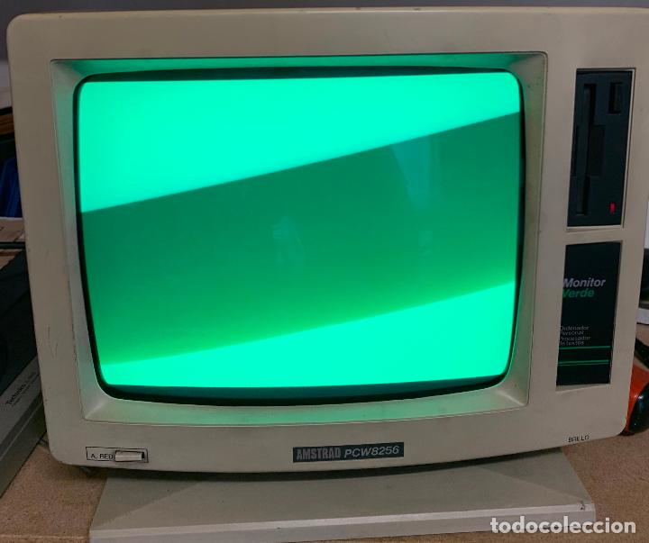 Monitor Ordenador Amstrad Pcw 8256 Sold Through Direct Sale 193241122