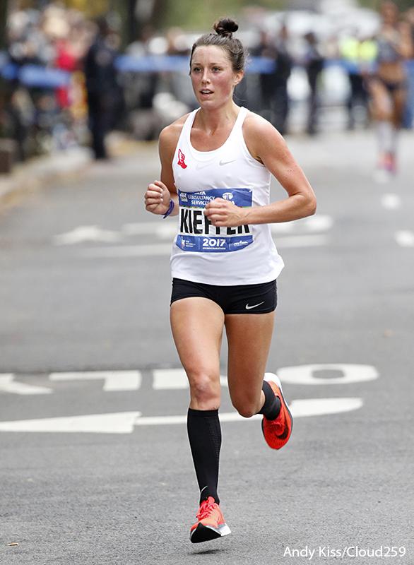 Episode 60 Allie Kieffer And The 2017 NYC Marathon Cloud259