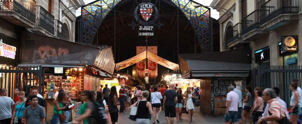 markets-in-barcelona