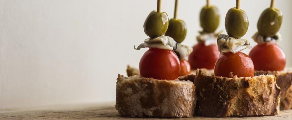 Basque Food - Pintxos