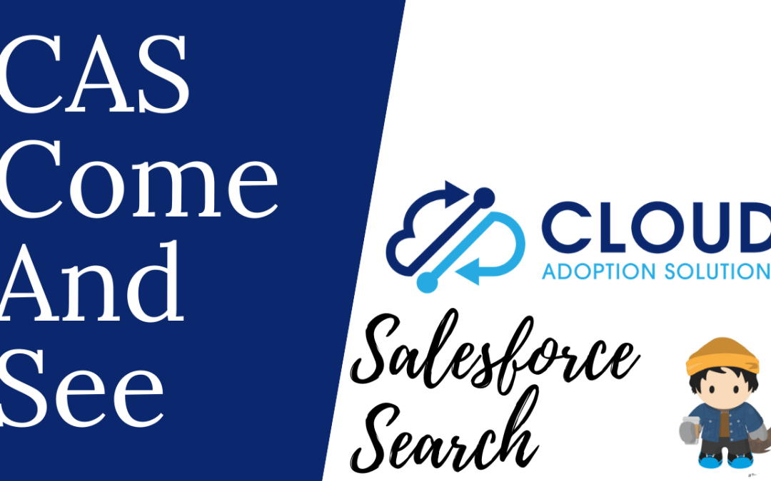 Salesforce Search is now Lightning Fast