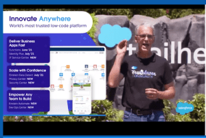 Innovate anywhere with Salesforce