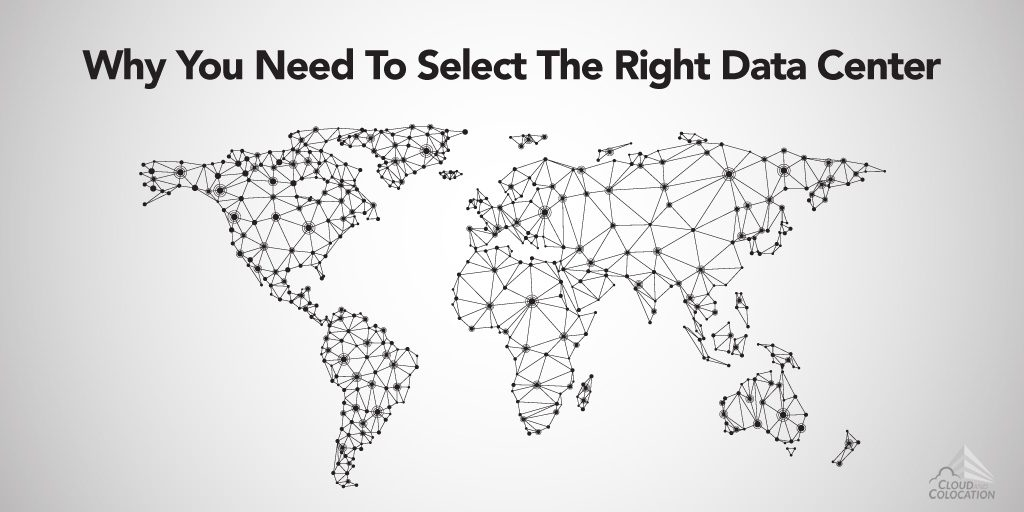 Selecting Right Data Center