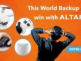 altaro worldbackupday contest 2020