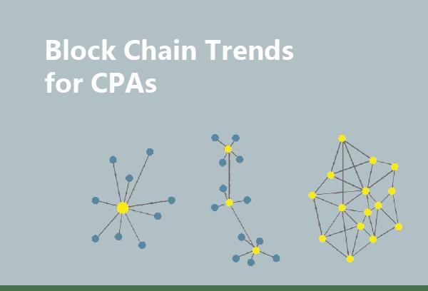 Blockchain Trends for CPAs