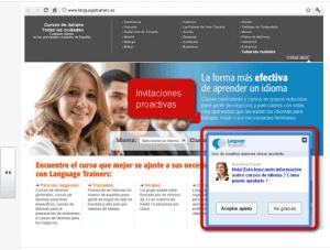 Servicio al cliente online