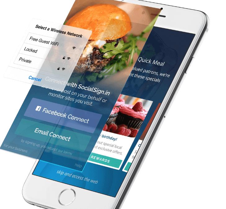 Marketing para hoteles usando wi-fi apps
