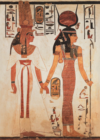 egyptian-painting