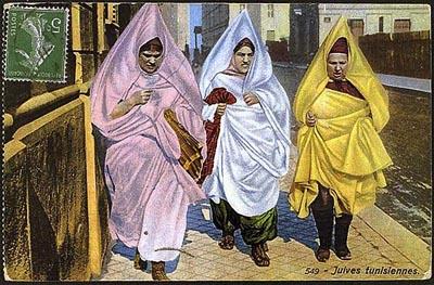 jewish-woman-tunesia