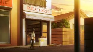 Record stores existed in 2003.