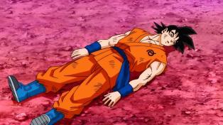 You dead again, Goku?