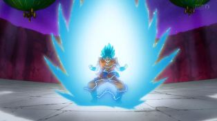 Dragon Ball Super - 039 - 01 SSB Goku